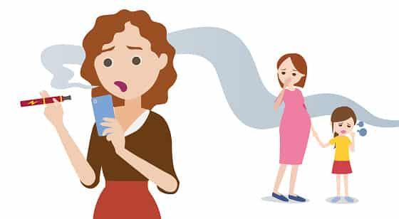 Can I Get Sick from Second Hand Smoke?